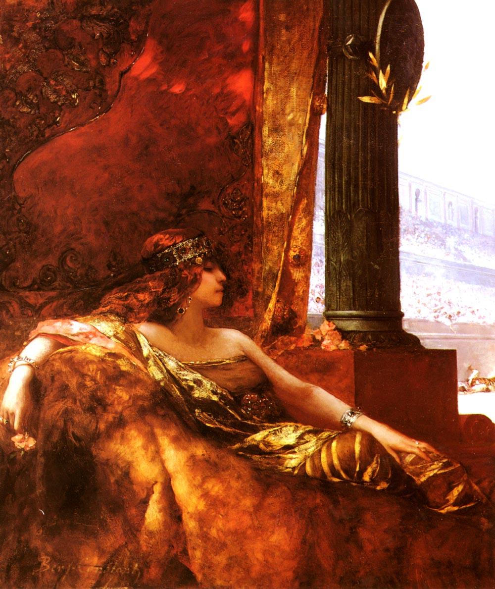 Benjamin-Constant-L'Imperatrice_Theodora_au_Colisée