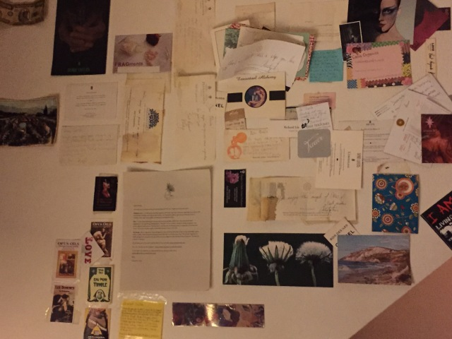 A portion of the TAG Wall of Fame