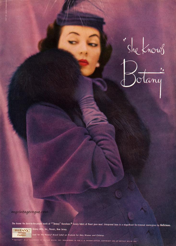 dovima---botany-1951